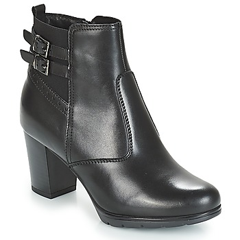 Shoes Women Ankle boots André CARACAL Black