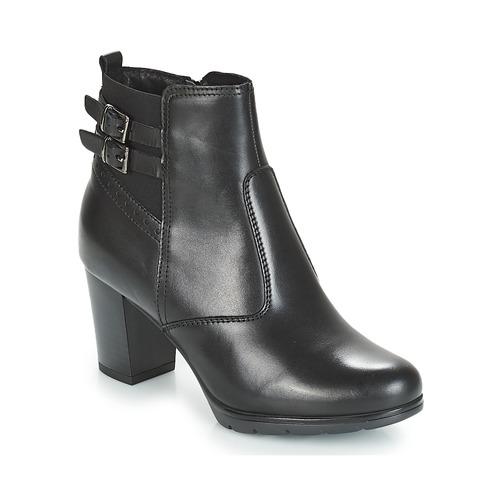 Shoes Women Ankle boots André CARACAL Black