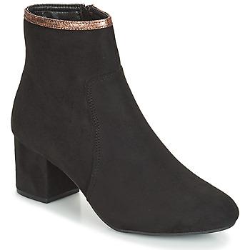 Shoes Women Ankle boots André FALOU Black