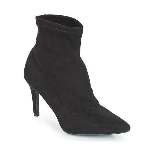 Shoes Women Ankle boots André FANTASQUE Black