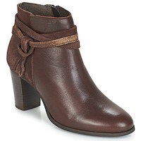 Shoes Women Ankle boots André TIARA Brown