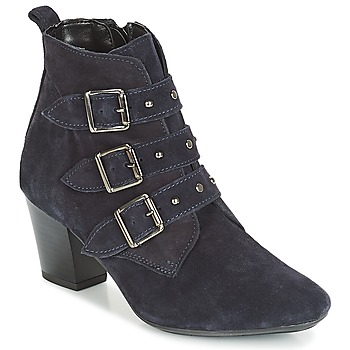 Shoes Women Ankle boots André TRACY Blue
