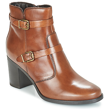 Shoes Women Mid boots André TORI Brown
