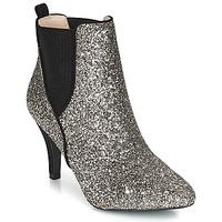 Shoes Women Ankle boots André APRIL Silver