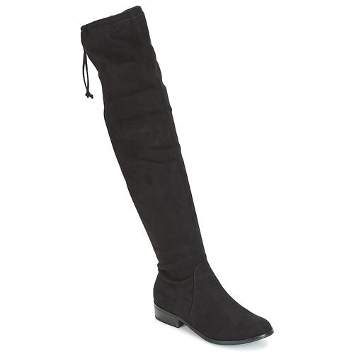 Shoes Women Boots André MARGOT Black