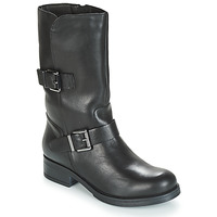 Shoes Women Boots André TOPI Black