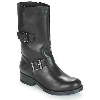 Shoes Women Boots André TOPI Black