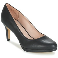 Shoes Women Court shoes André CRYSTAL Black