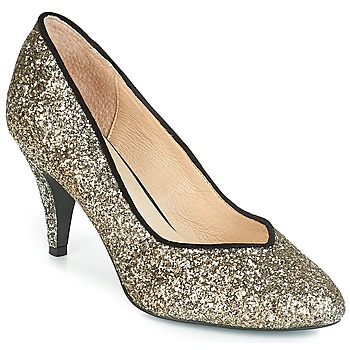 Shoes Women Court shoes André ANGELIE Gold