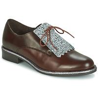 Shoes Women Derby shoes André FATOU Brown