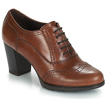 Shoes Women Court shoes André CAPITAINE Brown