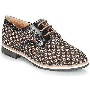 Shoes Women Derby shoes André DERIVEUR Brown