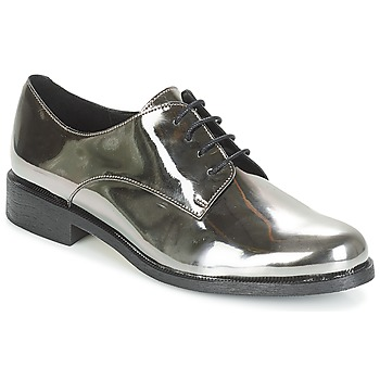 Shoes Women Derby shoes André LOUKOUM Silver