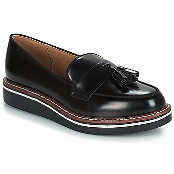 Shoes Women Loafers André TAXI Black
