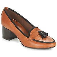 Shoes Women Court shoes André TEMPLA Brown
