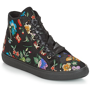 Shoes Women High top trainers André TONY Multicolour