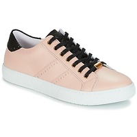 Shoes Women Low top trainers André BERKELEY Beige