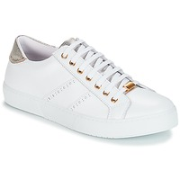 Shoes Women Low top trainers André BERKELEY White