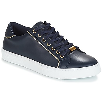 Shoes Women Low top trainers André BERKELITA Marine