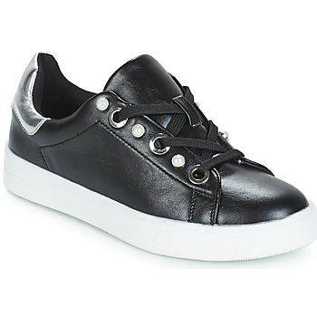 Shoes Women Low top trainers André TIMORE Black