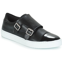 Shoes Women Low top trainers André TAOUS Black