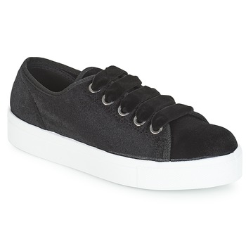Shoes Women Low top trainers André TAMMY Black