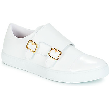 Shoes Women Low top trainers André TAOUS White