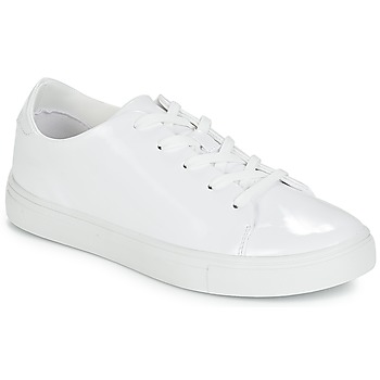 Shoes Women Low top trainers André AGARI White