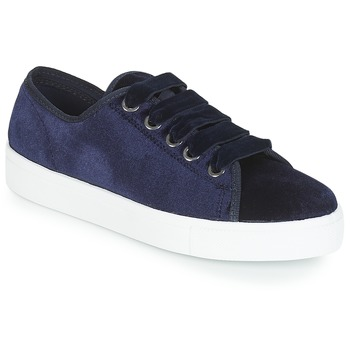 Shoes Women Low top trainers André TAMMY Marine