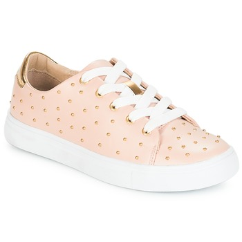 Shoes Women Low top trainers André ARDY Pink