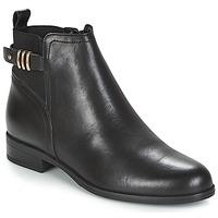 Shoes Women Mid boots André MANEGE Black