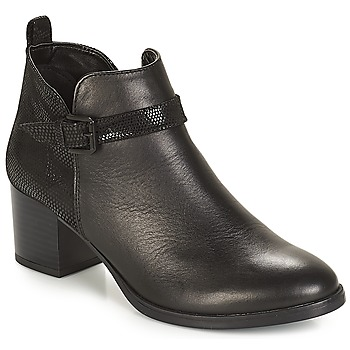 Shoes Women Mid boots André PATTY 3 Black