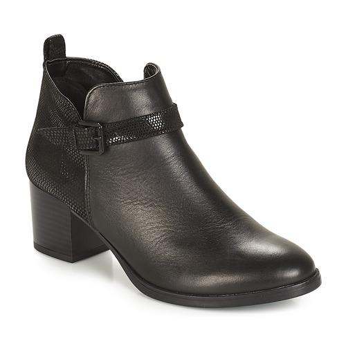 Shoes Women Ankle boots André PATTY 3 Black