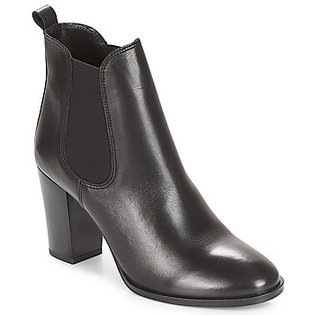 Shoes Women Ankle boots André CLAFOUTI Black