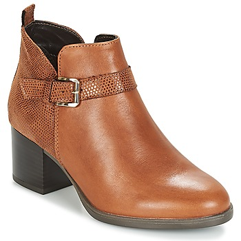 Shoes Women Ankle boots André PATTY 3 Brown