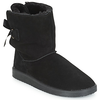 Shoes Women Mid boots André TOUDOU Black