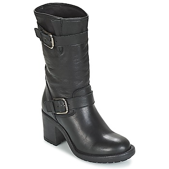 Shoes Women Boots André TERRIFIC Black
