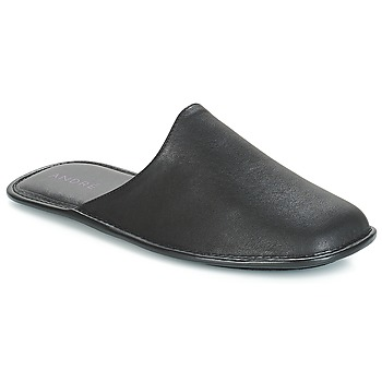 Shoes Men Slip ons André DEDANS Black