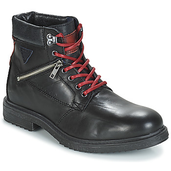 Shoes Men Mid boots André MORRO Black
