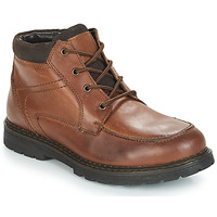 Shoes Men Mid boots André AREZZO Brown