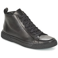 Shoes Men High top trainers André RADAR Black