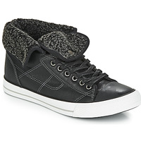 Shoes Men High top trainers André CONDOR Black