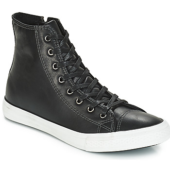 Shoes Men High top trainers André CONCERT Black