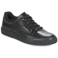Shoes Men Low top trainers André RIAD Black