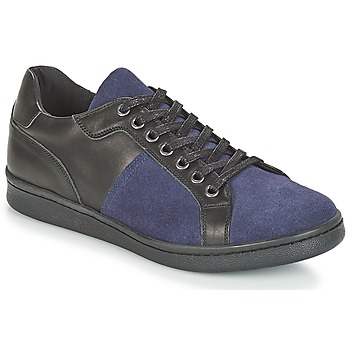Shoes Men Low top trainers André AURELIEN Blue