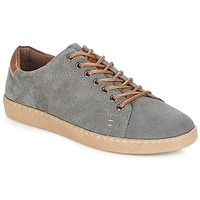 Shoes Men Low top trainers André LENNO Grey