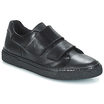 Shoes Men Low top trainers André STREAM Black