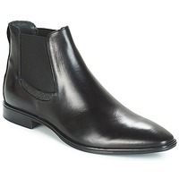 Shoes Men Mid boots André ETNA Black
