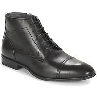 Shoes Men Mid boots André AXOR Black
