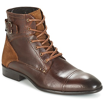 Shoes Men Mid boots André PHILIPPE Brown